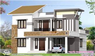 house open floor plans 2035 square modern 4 bedroom house exterior house