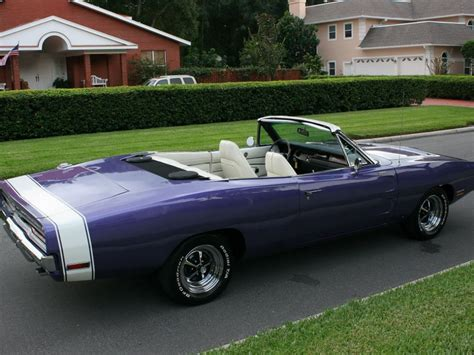 1970 Dodge Charger Convertible for sale