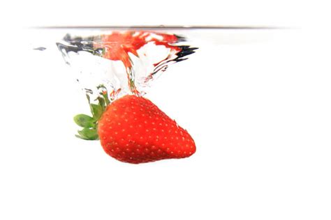 Strawberry Splash Picture by Strawberry Splash Free Stock Photo Domain Pictures