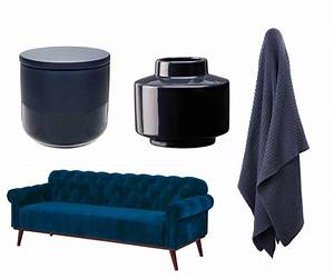 2017 Trend Report Deep Navy Soft Velvet And Luxe Gold