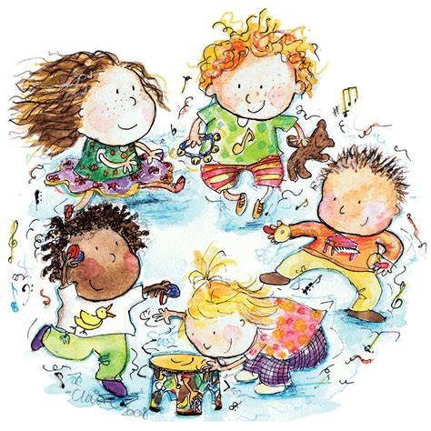 Music is amazing for all ages, especially for kids. Movement clipart preschool music movement, Movement ...
