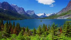 Sinks Canyon Wyoming Fishing by File A105 Glacier National Park Montana Usa Saint Mary
