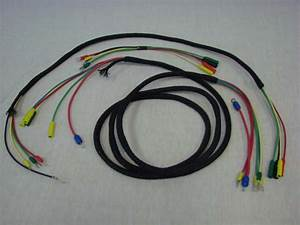 T 14643b Power Seat To Dash Wire For 1956