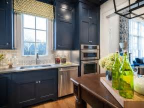 blue kitchen cabinets ideas paint it blue combining colour ideas for your simple kitchen with blue cabinets midcityeast