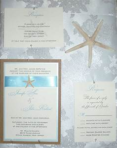 custom beach themed wedding invitations with a real by With handmade wedding invitations beach theme