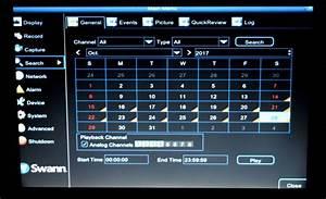 Swann 8 Channel Dvr  U0026 4 Pro