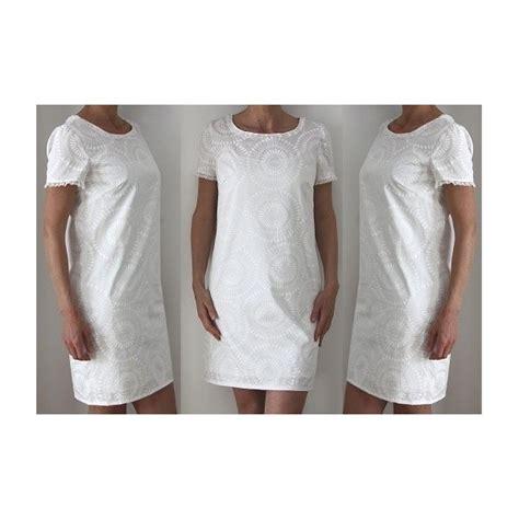 patron couture robe en coton ou pour femme projets