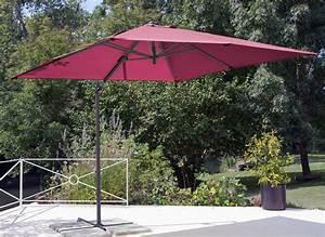 Parasol Rectangulaire Pas Cher : parasol d port 2 5 x 2 5 m parasol d port pas cher ~ Dailycaller-alerts.com Idées de Décoration