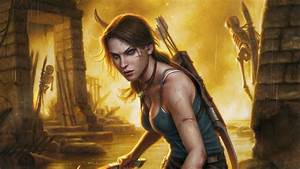 A New Tomb Raider Comic Shows What39s Next For Lara Croft