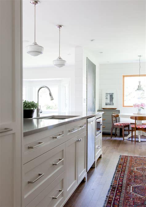 galley kitchen with breakfast nook before after kitchen breakfast nook the house diaries 6782