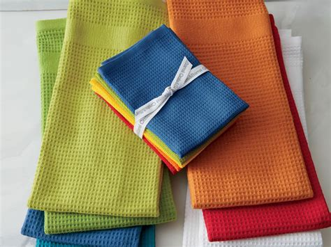 colorful kitchen towels 9 kitchen color ideas that aren t white hgtv s 2355