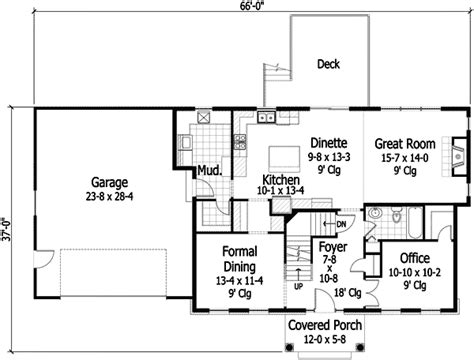 center colonial house plans center hall colonial 14473rk architectural designs house plans