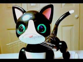robot cat zoomer kitty interactive robotic cat review