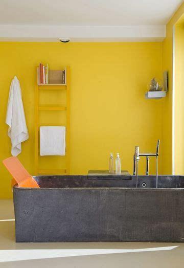 carrelage multicolore cuisine salle de bains jaunes 32 idées pour une décoration lumineuse