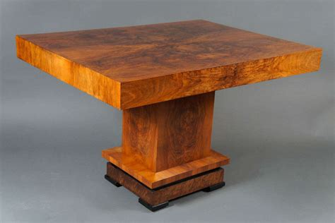 deco 1930 s wood table at 1stdibs