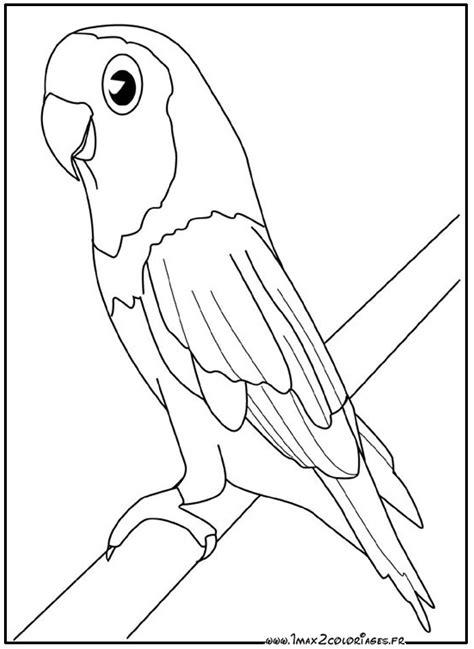 nos jeux de coloriage oiseau  imprimer gratuit page