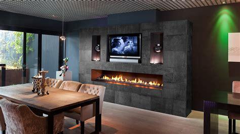 fireplaces  modern home centrepiece