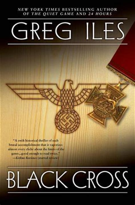 black cross  greg iles reviews discussion bookclubs lists