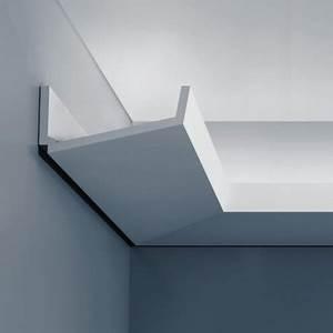 Eclairage Indirect Plafond : corniches plafond polyur thane eclairage indirect led ~ Melissatoandfro.com Idées de Décoration
