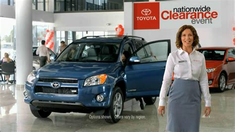 Toyota Camry Commercial Girl