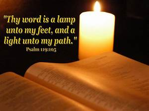 Scripture light in your email each day the hope blog for Lamp and light ministries