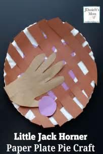 Pie Paper Plate Craft