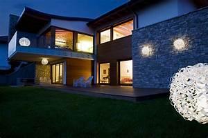 Lampadaire Exterieur Terrasse : eclairage terrasse marie claire maison ~ Teatrodelosmanantiales.com Idées de Décoration
