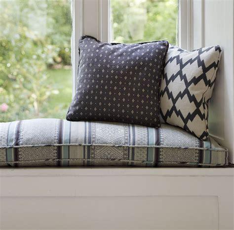window bench cushions comfortable cushions for window seats homesfeed