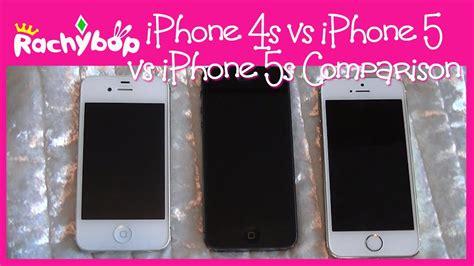 iphone 4s vs iphone 5s iphone 4s white vs iphone 5 black vs iphone 5s gold