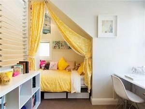 Vorhang Für Bett : vorhang bett dachschrage m bel und heimat design inspiration ~ Whattoseeinmadrid.com Haus und Dekorationen