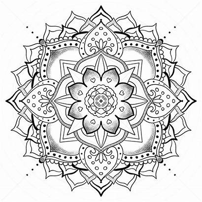 Mandala Printable Universe Satisfying Coloring Mandalas Meaning
