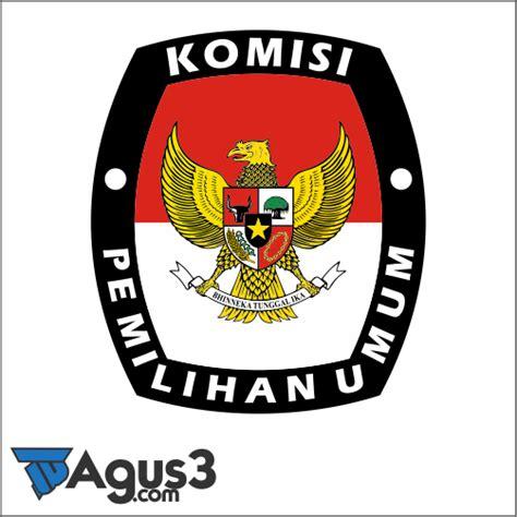 Logo KPU (Komisi Pemilihan Umum) Vektor Format Cdr Agus3