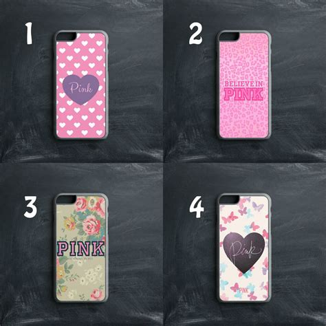 secret pink phone cases pink s secret phone cover for iphone ebay