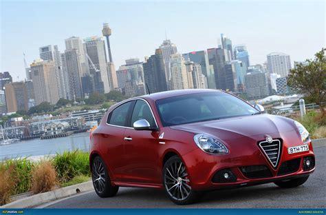 Ausmotive.com » Alfa Romeo Giulietta Launched In Australia