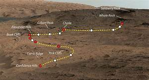 NASA's Curiosity Mars Rover Finds Mineral Match | NASA