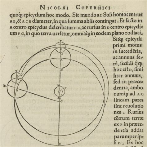 Copernicus' revolution and Galileo's vision: Our changing