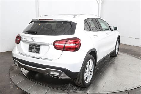 Among its many option packages, we'd choose the $1900 premium package, the $350 smartphone. New 2020 Mercedes-Benz GLA GLA 250 SUV in Austin #M60779 | Mercedes-Benz of Austin