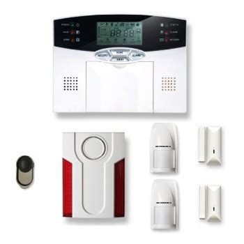 alarme perimetrique exterieure maison alarme maison sans fil 1 224 2 pi 232 ces mn mouvement intrusion sir 232 ne ext 233 rieure