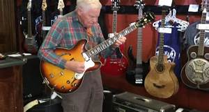 Internet Of Everything 80 Year Old Man Picks Up Electric Guitar And Starts To