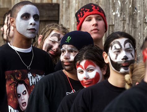 "Insane Clown Posse Rapper Speaks Out About ""killer Clowns"