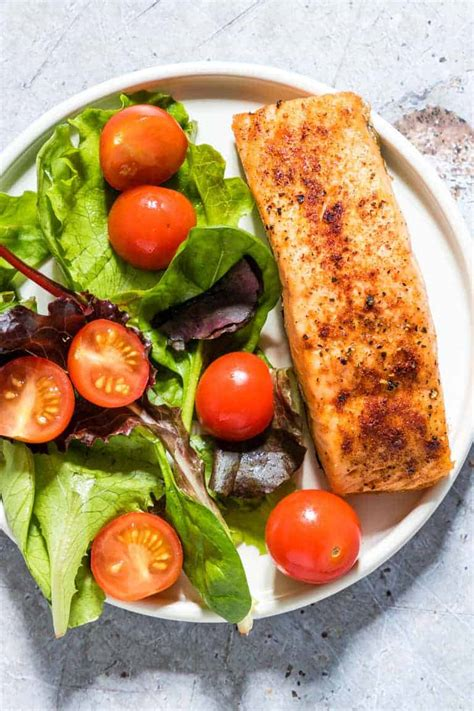 fryer air salmon recipes recipe easy dinner keto carb low fillets paleo fish recipesfromapantry cooking simple healthy delicious ready fry