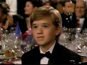 Haley Joel Osment at the Golden Globes