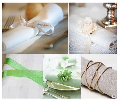 rond de serviette mariage le mariage