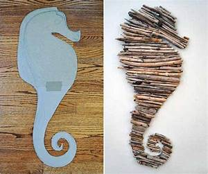 DIY driftwood decor ideas for a sea-inspired home decor