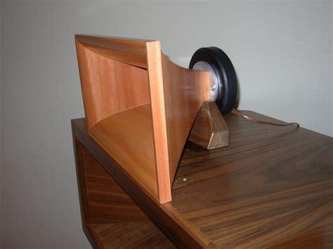 wooden mid horns page  diyaudio
