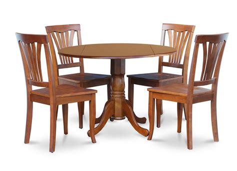 dining room sets for small spaces 5 dublin dinette kitchen 42 diameter table 4
