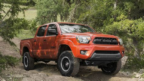 2015 Toyota Tacoma Trd Pro Review