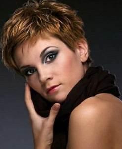 Coiffure Femme 2018 Court : coiffure femme court 2018 ~ Nature-et-papiers.com Idées de Décoration