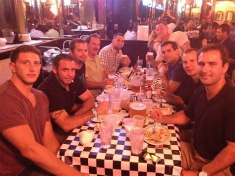 Bachelor Party Dinner @ Acme Oyster House In Nola