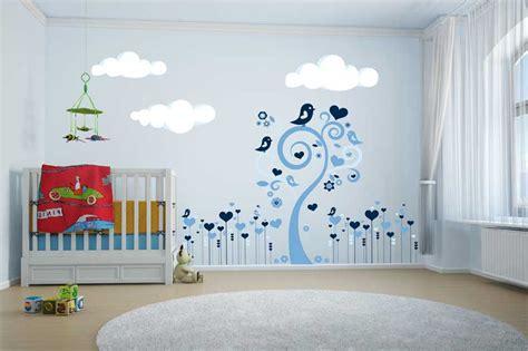stickers chambre de bebe idee deco chambre bebe stickers visuel 7